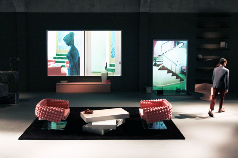 where to buy sofa seat for van very comfortable bed oma knoll: tools life at prada presentation