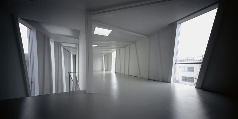 KINO Architects Spiralab Chemical Research Laboratory