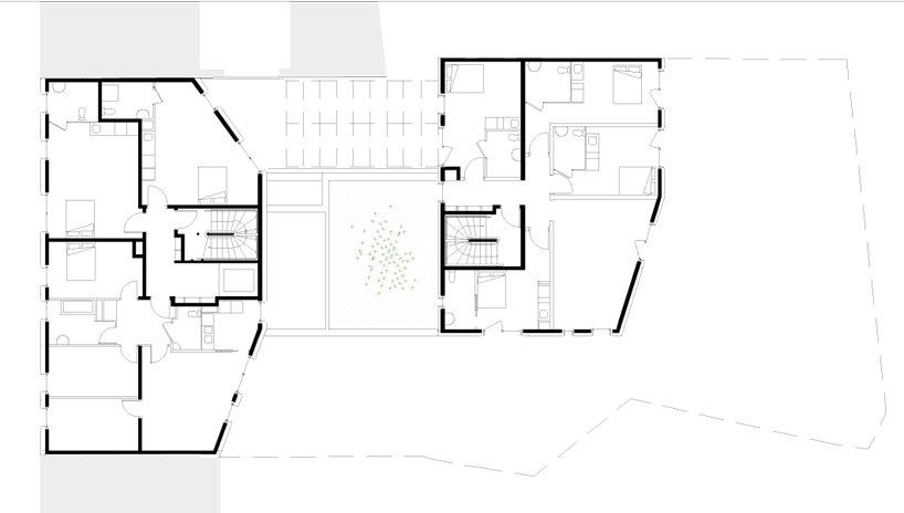 SOA: thermopyles social housing + transition house, paris