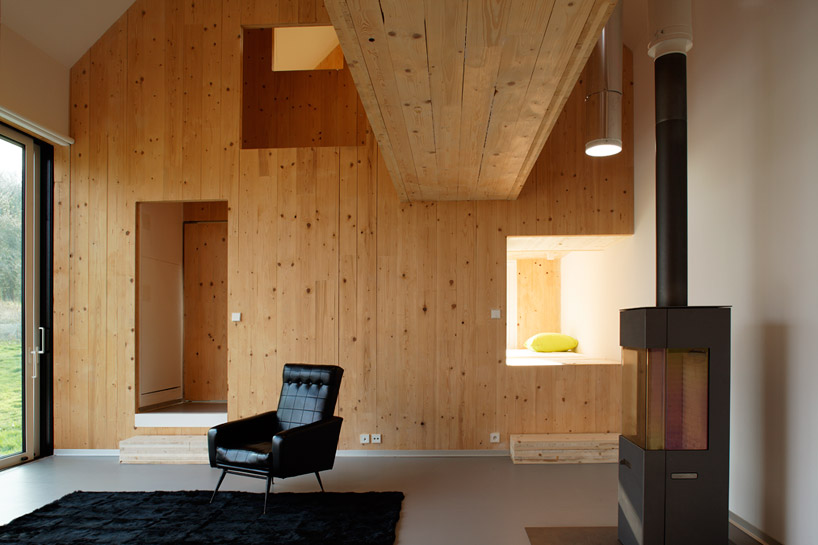 G House By Lode Architecture Less Than 100 Square Meters
