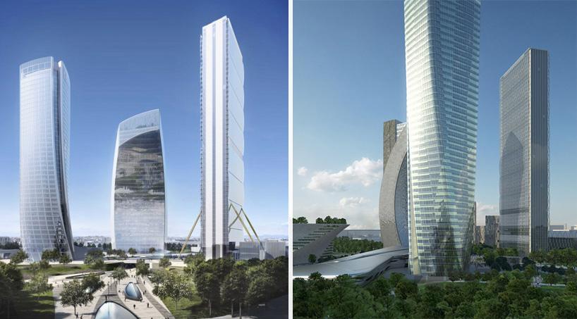 zaha hadid office tower citylife milano