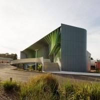 woods bagot: KIOSC green school in victoria, australia