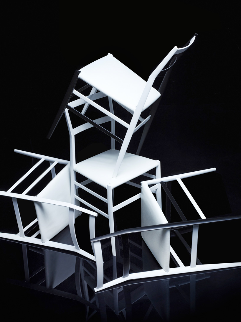 karl lagerfeld an authentic eye on the cassina collections
