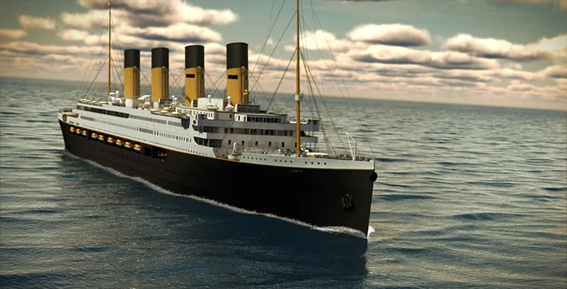 titanic II by blue star line set to embark in 2016