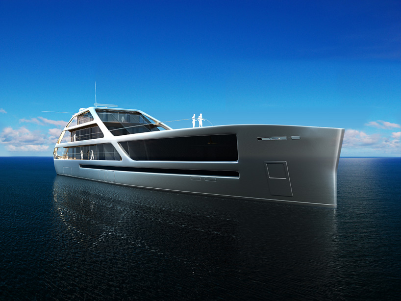 jolly roger 65 meter yacht by ludovica  roberto palomba for benetti