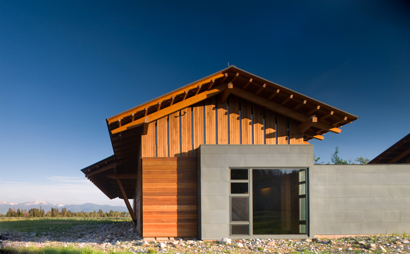carney logan burke architects LSR preserve wyoming