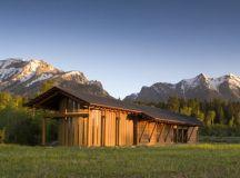 carney logan burke architects: LSR preserve, wyoming