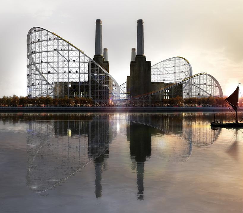 atelier zundel cristea transforms power plant into architecture museum