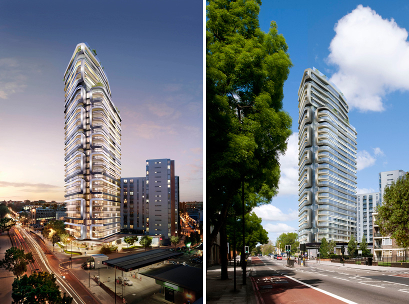 UNStudio to build canaletto 257 city road london