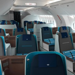 Vitra Lounge Chair Universal Covers Canada Klm Airlines World Business Class Interior Design By Hella Jongerius