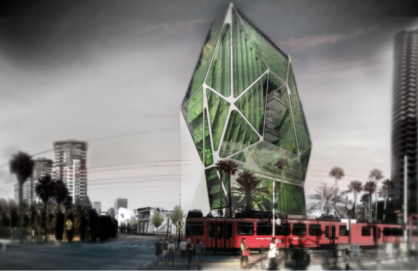 vertical urban farm in san diego by brandon martella