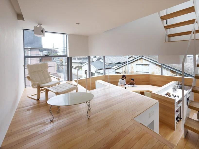 fujiwaramuro architects house in matsubara