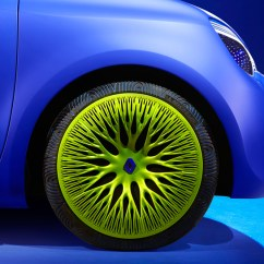Design Chair Kartell Wrought Iron Lounge Parts Ross Lovegrove: Twin'z Concept Car For Renault