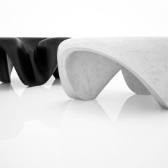 Design Chair Kartell Diy Time Out Zaha Hadid: Mercuric Marble Tables For Citco At Salone Del Mobile 2013