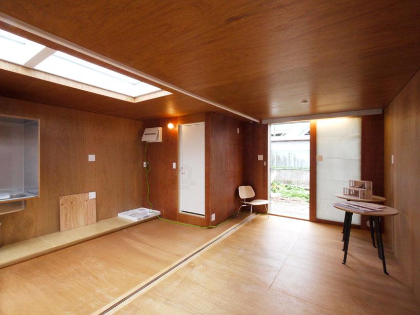 yasutaka yoshimura architects ex container project