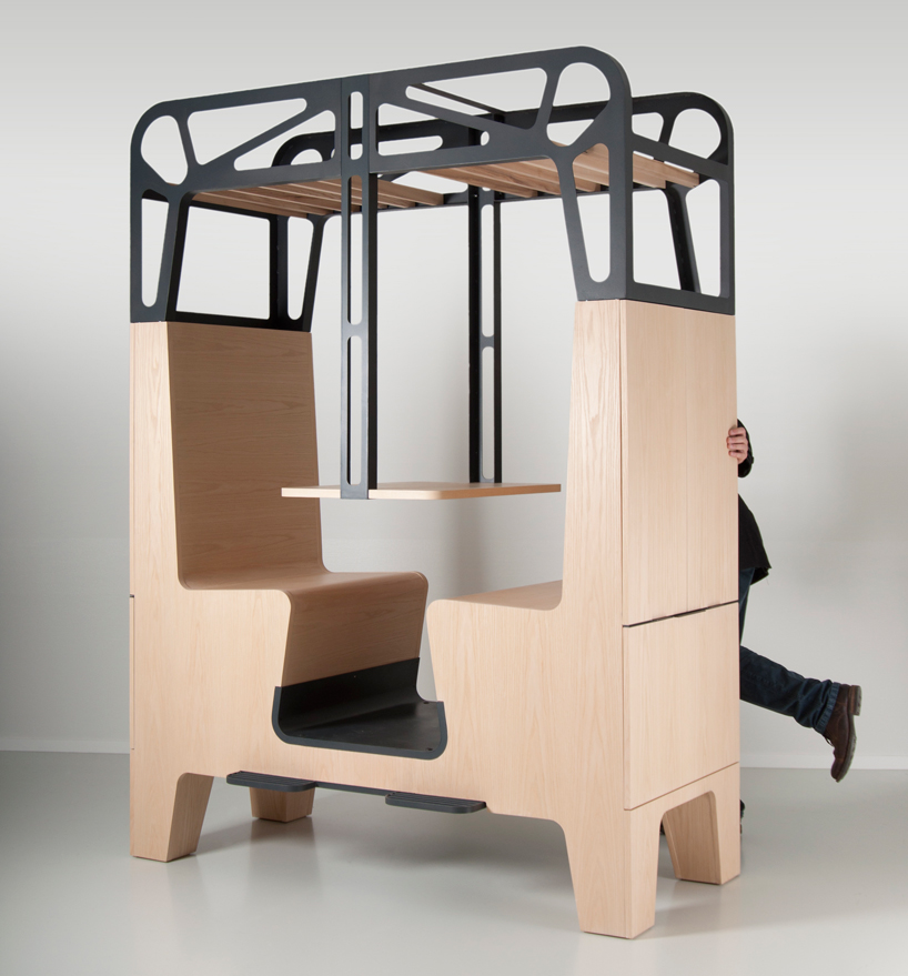 revolving chair for baby zero gravity patio with canopy tjep. designs il treno as a modular dining experience