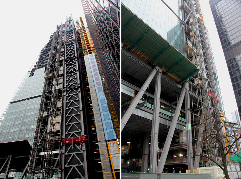 richard rogers leadenhall building construction update