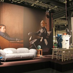 Revolving Chair Wooden Child Erwin Olaf In Moooi's Unexpected Welcome Show