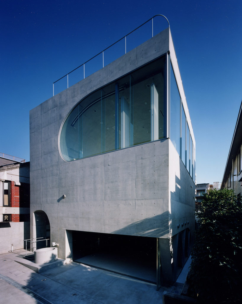 norisada maeda atelier: rose residence and office