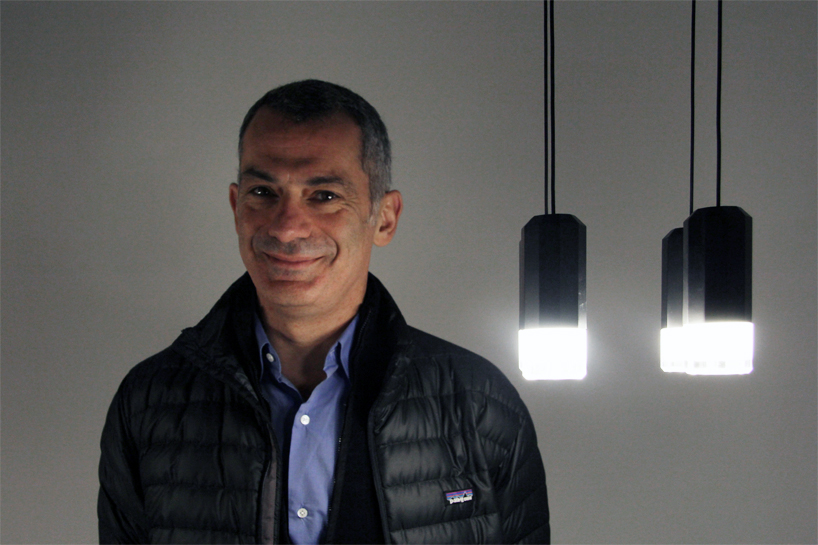 arik levy delicately crafts wireflow for VIBIA