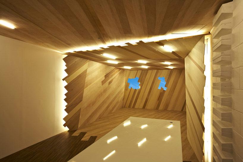 Y space design s the yoga studio in gyeonggi