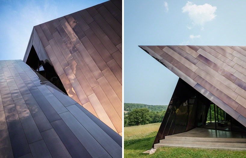 Daniel Libeskind 18 36 54 House Connecticut