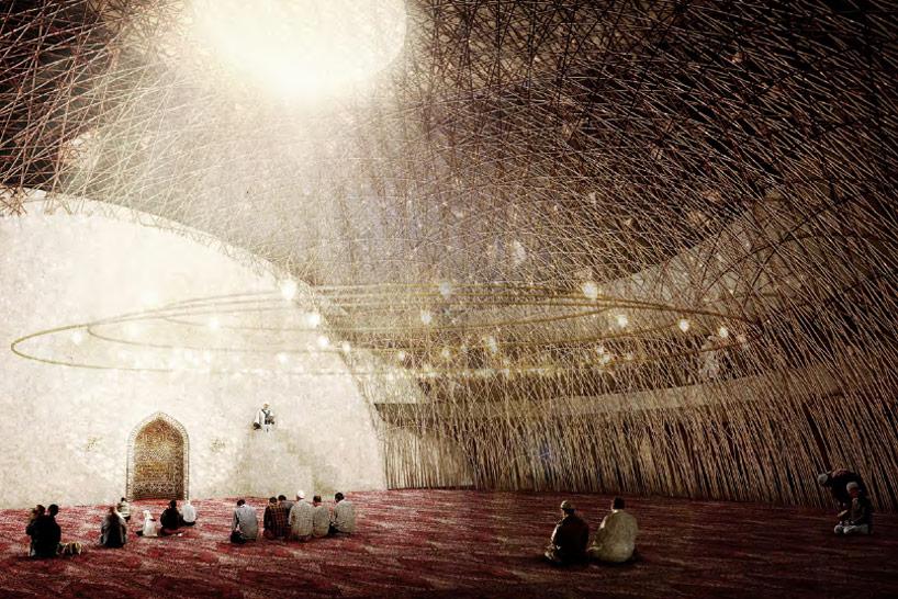 OODA Pristina Central Mosque Proposal Kosovo