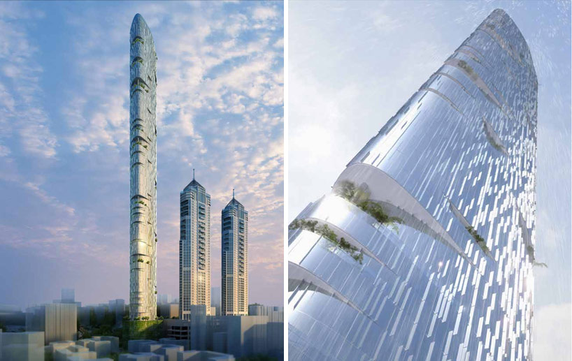 adrian smith  gordon gill architecture imperial tower