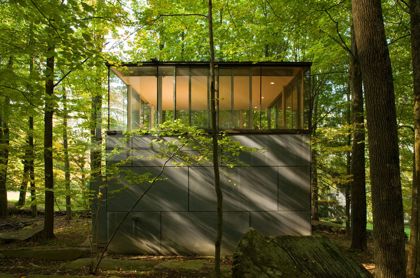 Scholars Library By GLUCK Is A Sanctuary In The Forest
