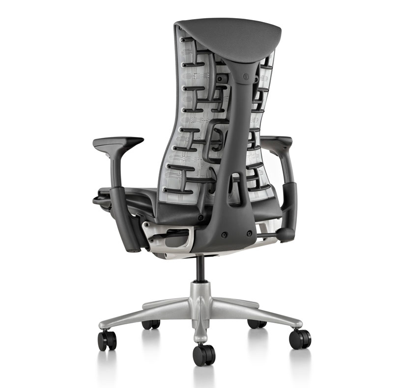 embody ergonomic office chair by herman miller