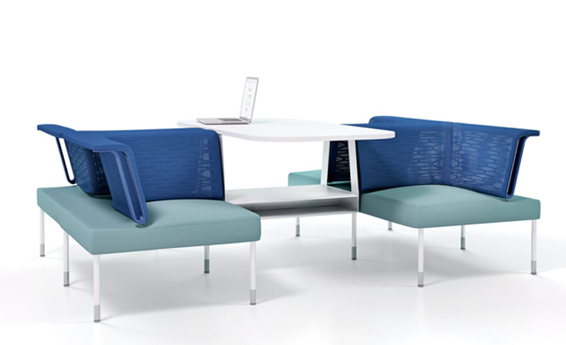 eames chair herman miller table chairs sale fuseproject: public office landscape for