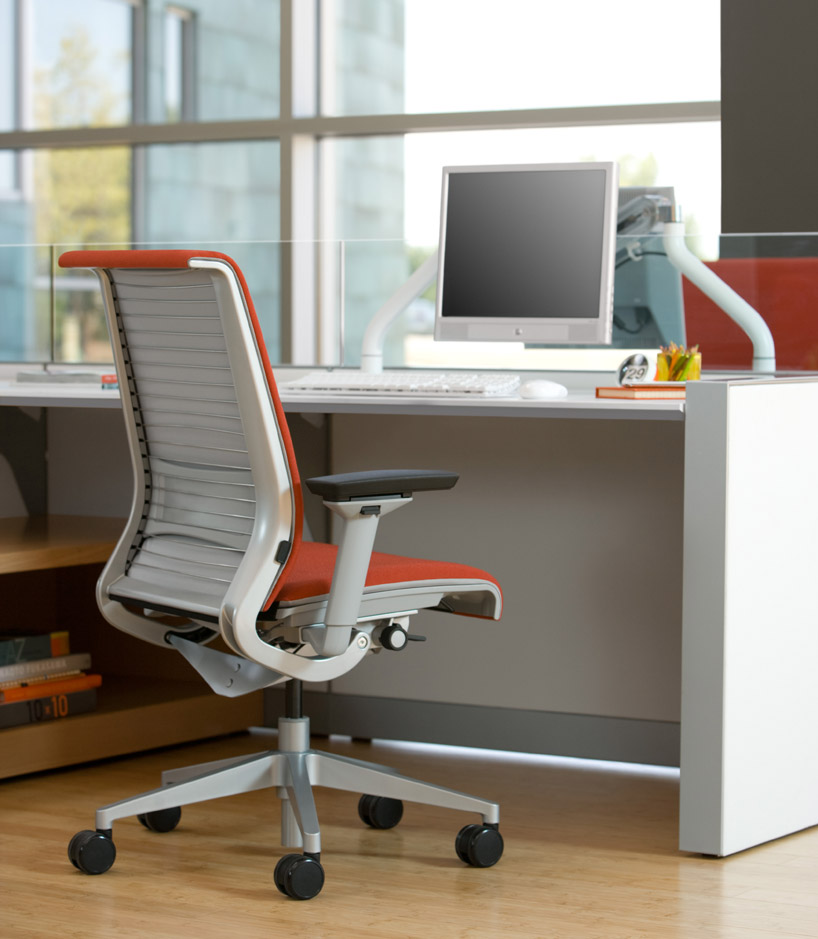 steelcase cradle to cradle and ergonomic office furniture