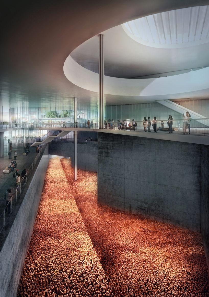 herzog  de meuron unveil design for M museum hong kong