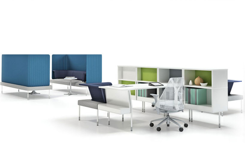 jet 7 power chair recliner chairs fabric upholstery fuseproject: public office landscape for herman miller