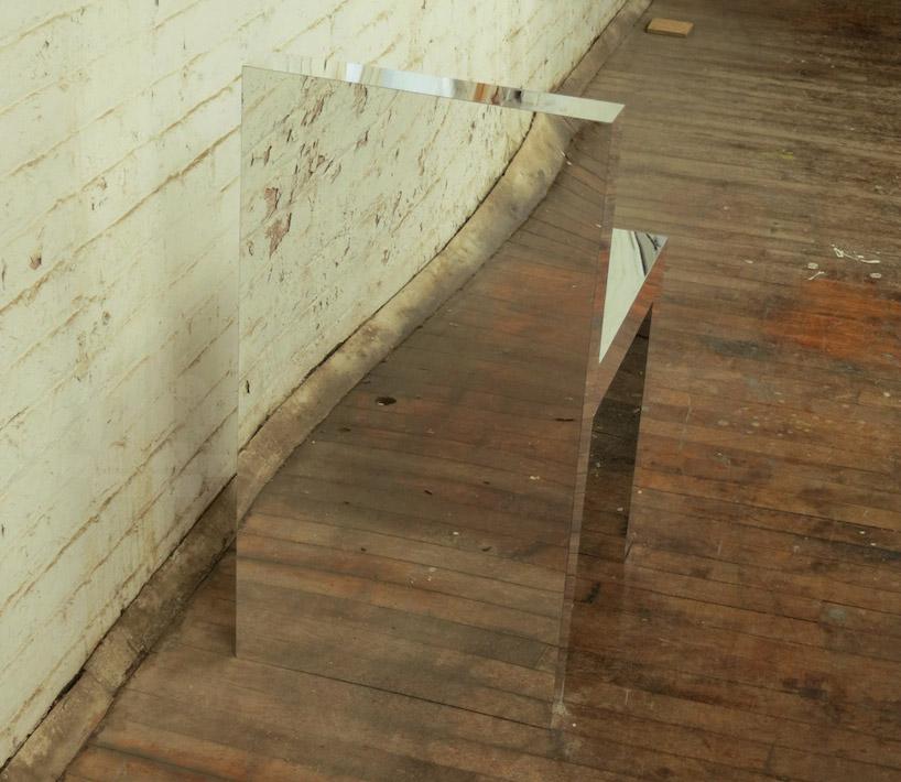 visible  invisible furniture series by takeshi miyakawa