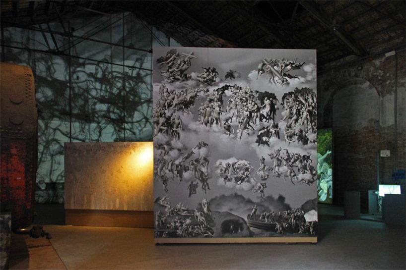 venice art biennale: miao xiaochun at the chinese pavilion