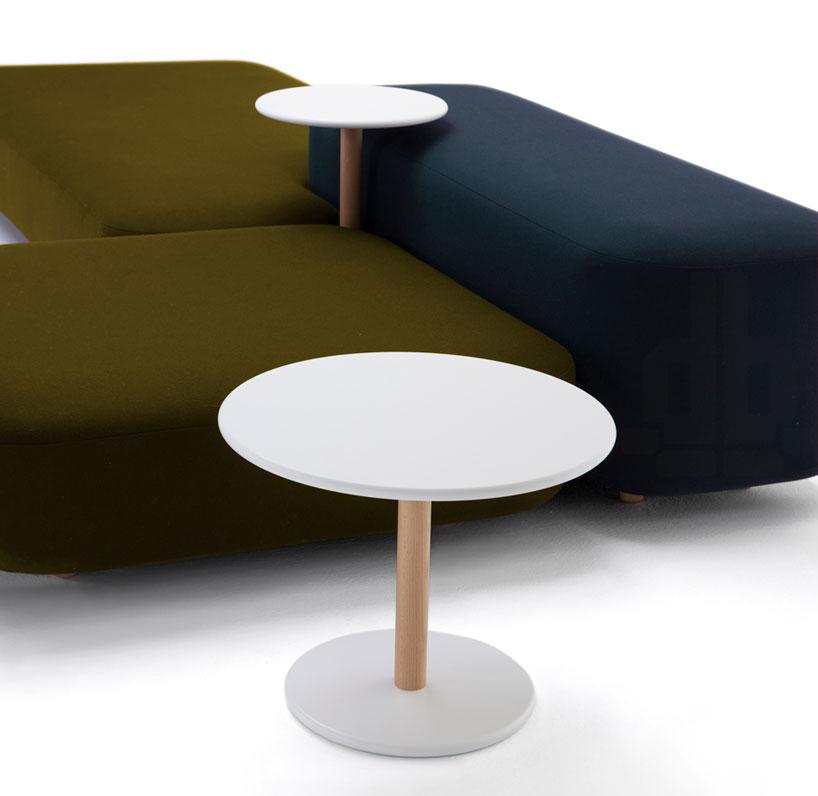 naoto fukasawa designs common modular seating for viccarbe