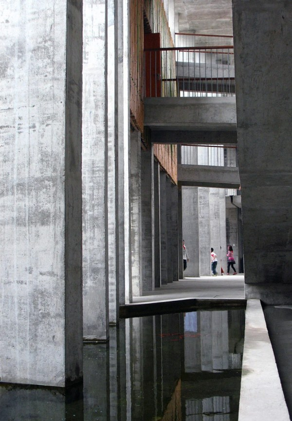 Tao' Xiaoquan Elementary School Replicates Urban Scale