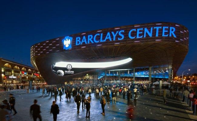 Shop Architects Aecom Barclays Center