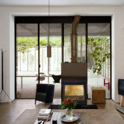 Office Side Chair No Wheels In And Out Of Three Houses By Geers Van Severen