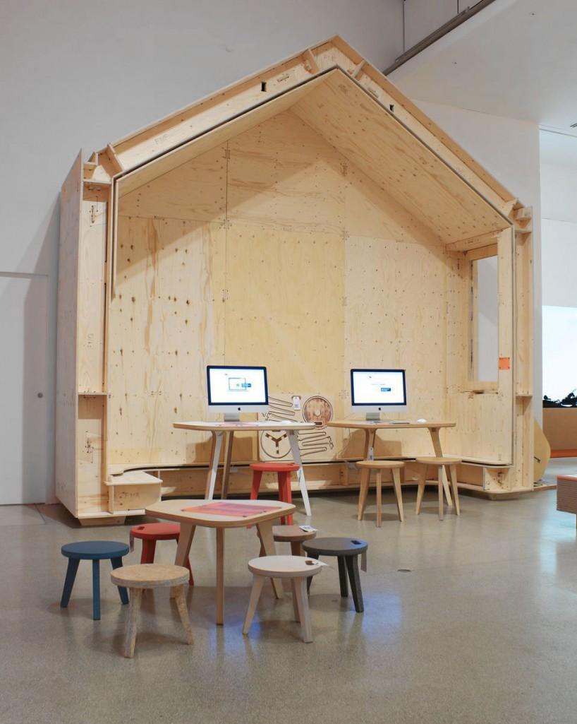 opendesk downloadable furniture at design museum london