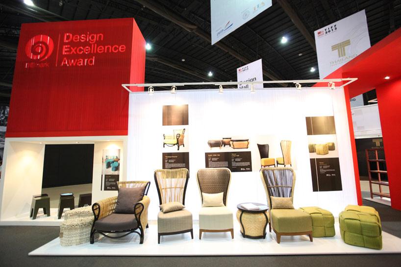 TIFF 2014 Thailand International Furniture Fair