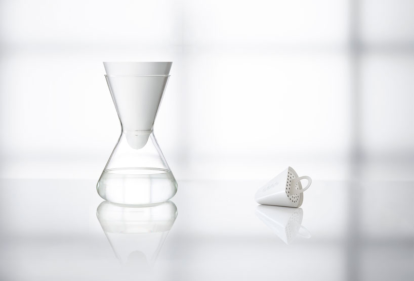 soma biodegradable water filter and carafe now available
