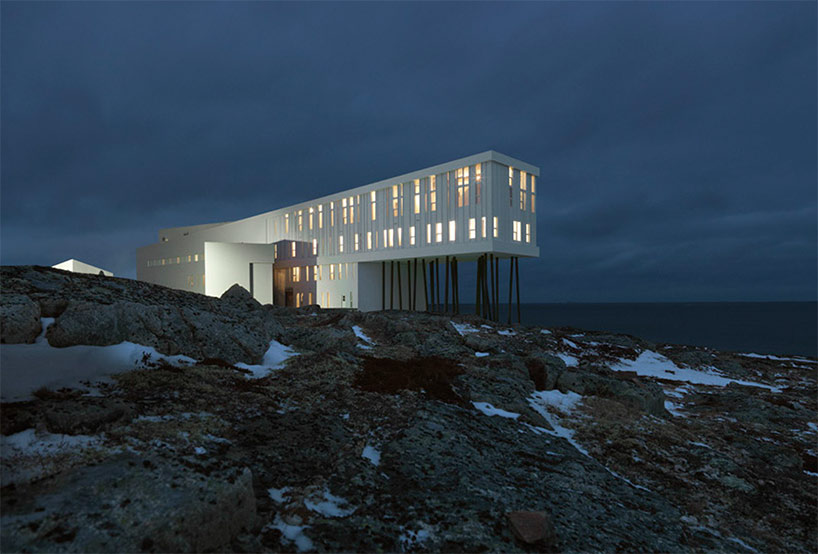 The Fogo Island Inn Opens Its Doors To The Public