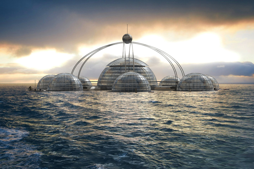 Sub Biosphere 2 Is A Self Sustainable Underwater Habitat