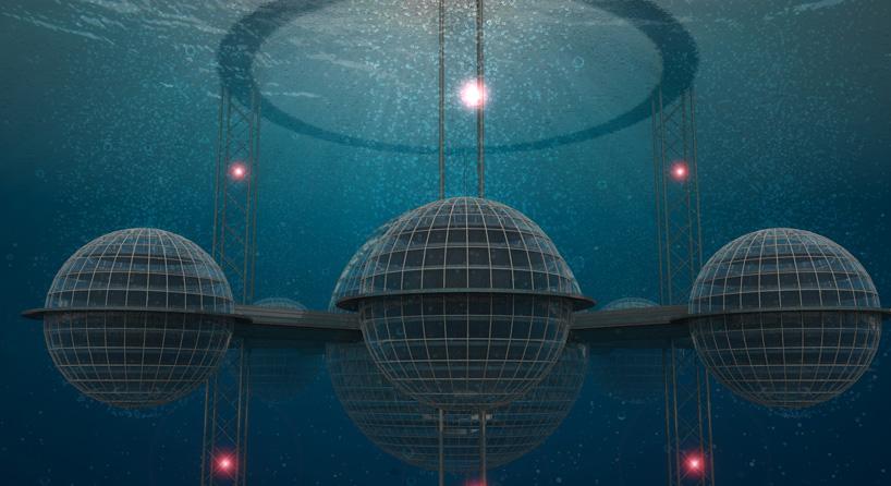 subbiosphere 2 is a selfsustainable underwater habitat