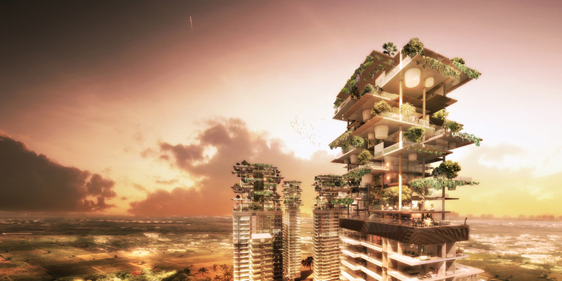 Gurgaon 71 Masterplanned By Edouard Francois In India