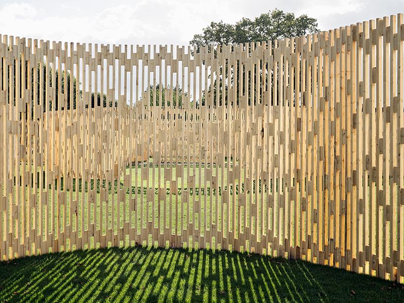 Building Garden Fence