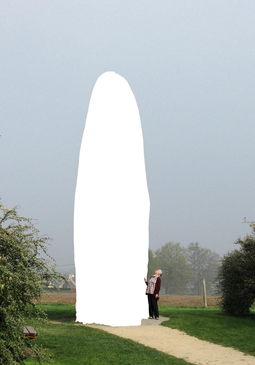 Jose Davila Cuts Out Landmark Architecture And Sculpture