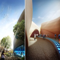 Chair Design Buy Patio Beach Chairs Uae Pavilion For 2015 Milan Expo By Foster + Partners